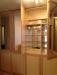 Комплект мебели из ясеня - сервант