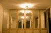 Комплект мебели из ясеня - шкафы с зеркалами на дверях